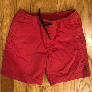 Boys Polo Ralph Lauren shorts size 5